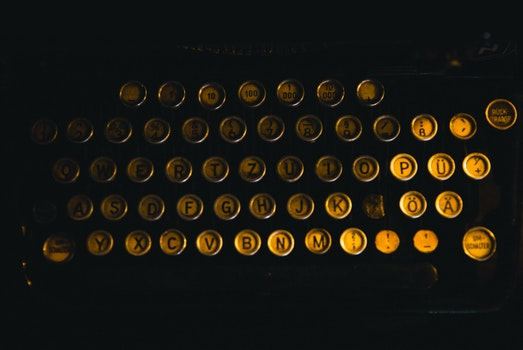 Free stock photo of vintage, keys, old, classic