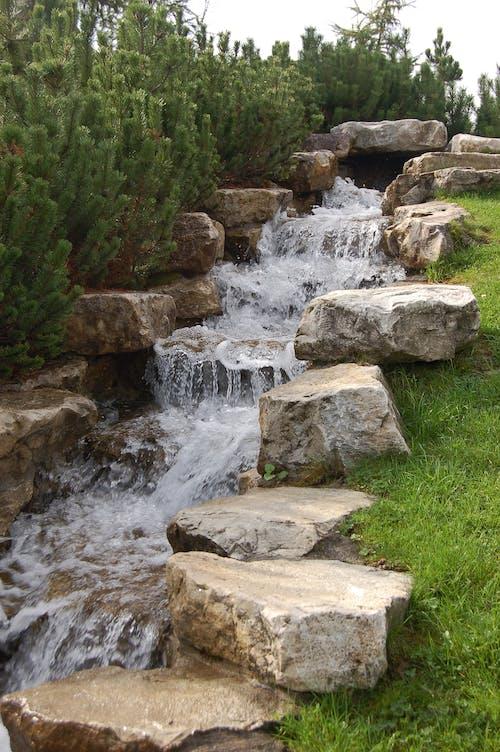 Fotobanka sbezplatnými fotkami na tému voda, vodopád
