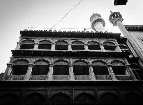 Бесплатное стоковое фото с мечеть, памятник, ретро
