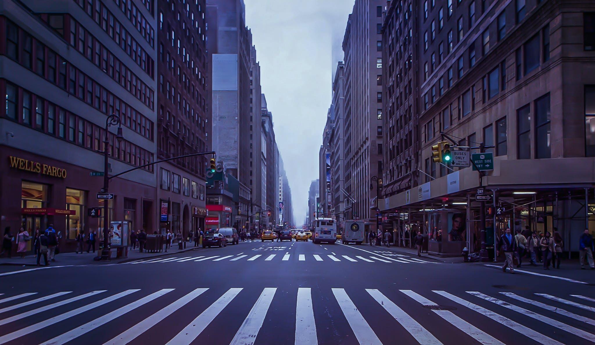 Free stock photo of buildings, city, cityscape, daylight