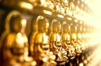 blur, statues, religion
