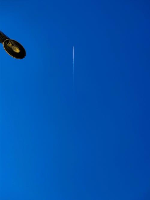 Free stock photo of aeroplanes, beautiful sky, blue