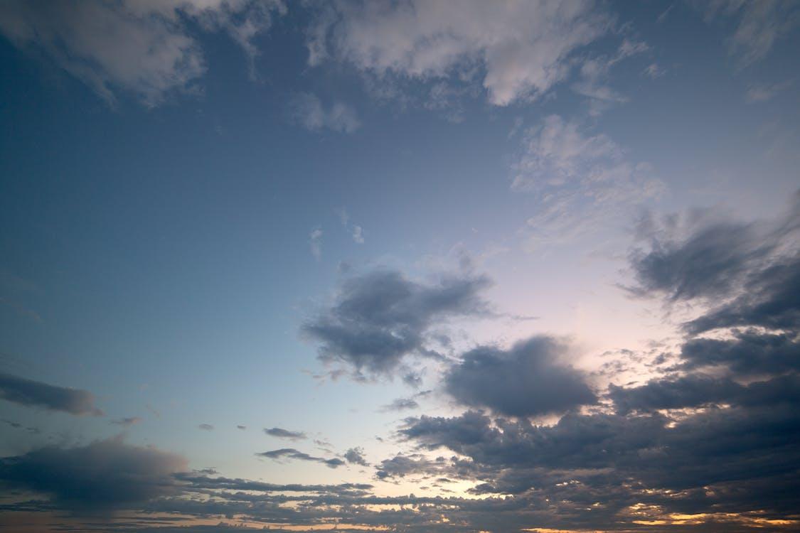 denní světlo, dramatický, krajina
