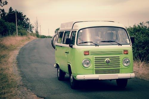 Безкоштовне стокове фото на тему «combi, volkswagen, авто, автомобіль»