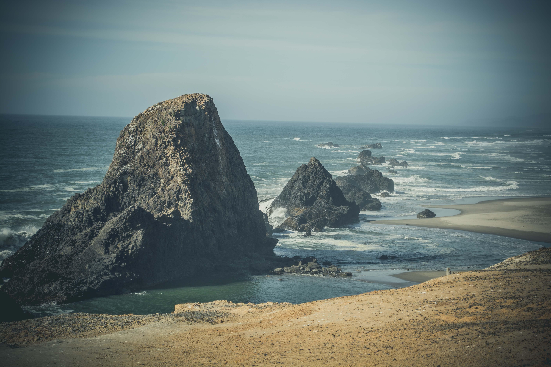 Darmowe zdjęcie z galerii z fale, horyzont, malowniczy, morze