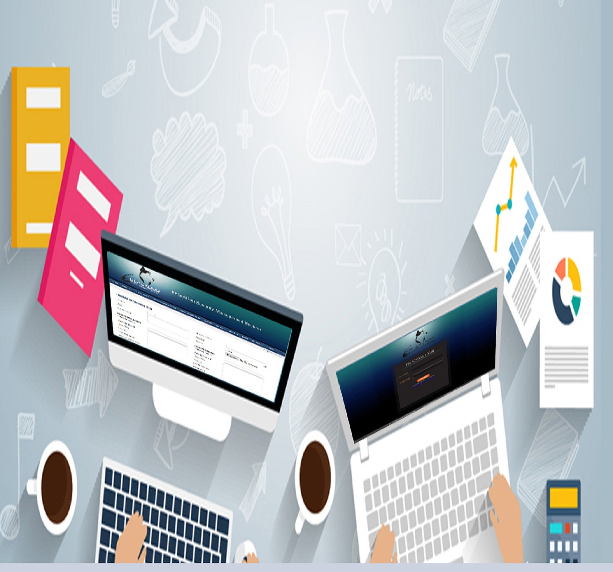 Free stock photo of web designing firm usa