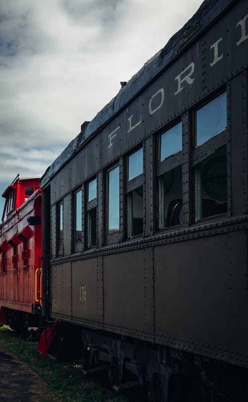 Free stock photo of locomotive, miami, old train, train