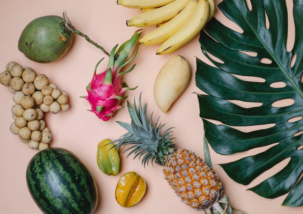 Fruits @pexels.com