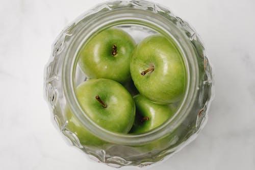 Kostnadsfri bild av äpple, aptitlig, ätlig, bord