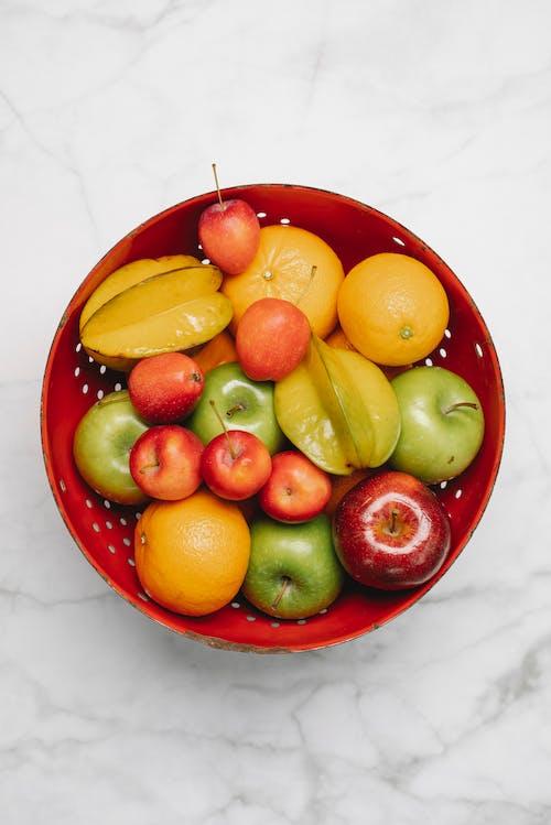 Kostnadsfri bild av äpple, ätlig, blanda, bord
