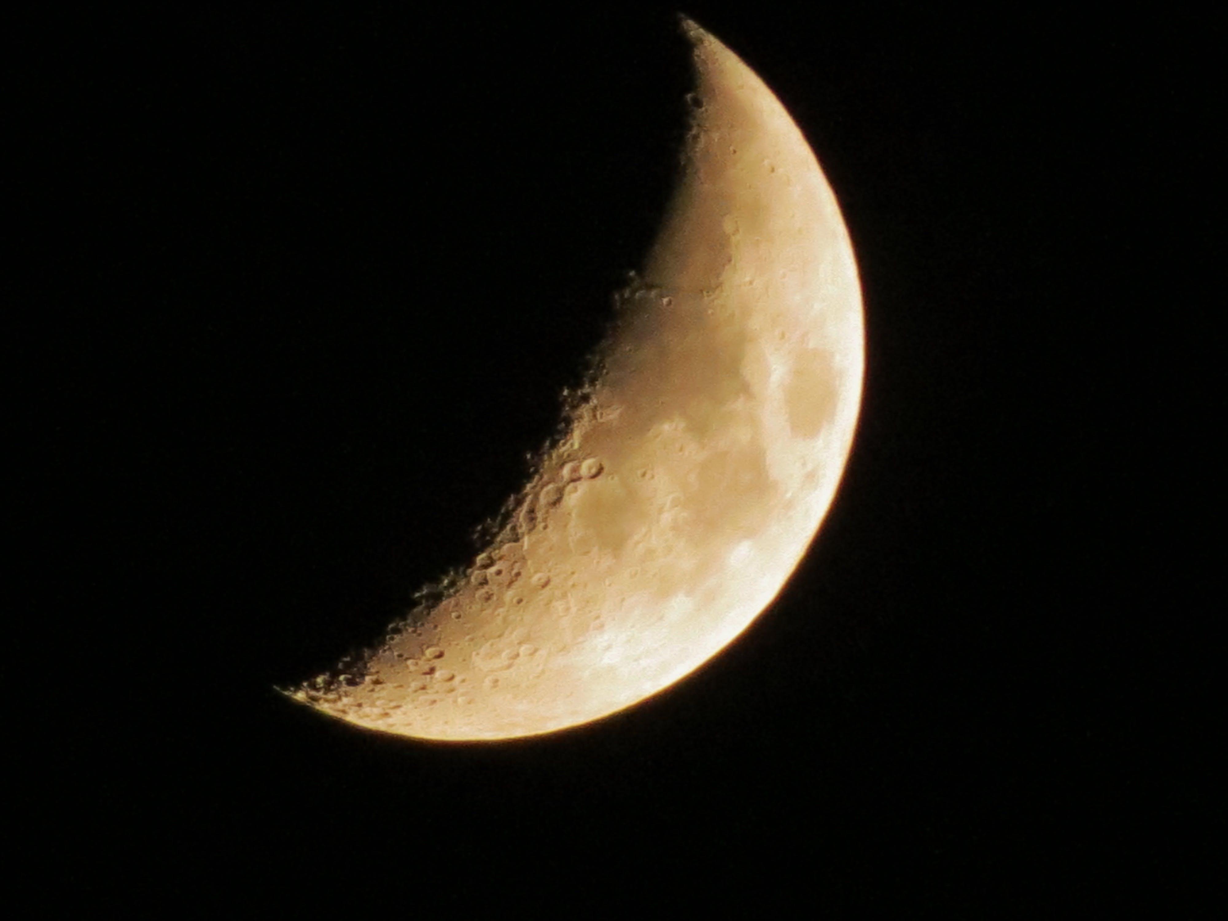 Foto profissional grátis de lua, meia-lua, siva301in