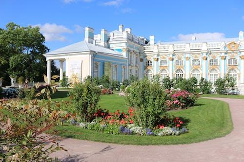 คลังภาพถ่ายฟรี ของ catherine palace