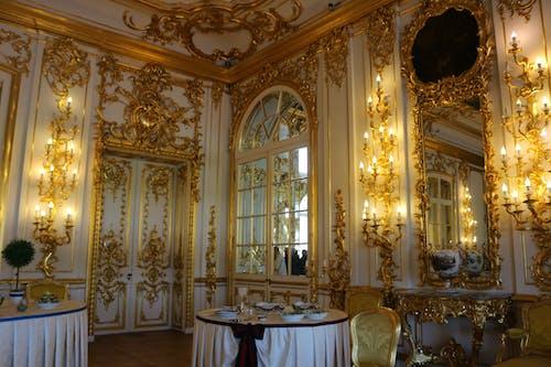 คลังภาพถ่ายฟรี ของ ใน catherine palace