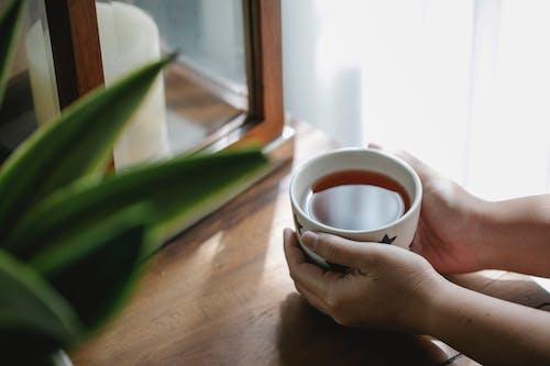 一部分, 下午茶時間, 不露面 的 免費圖庫相片