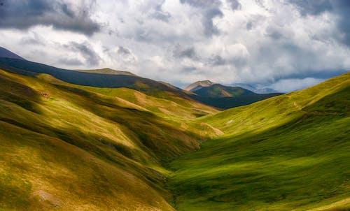 Бесплатное стоковое фото с вид, гора, долина