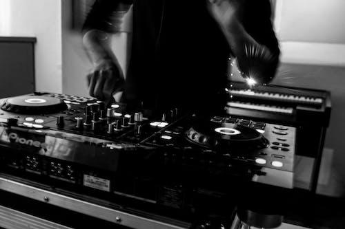 cdj, DJ, djlifeの無料の写真素材