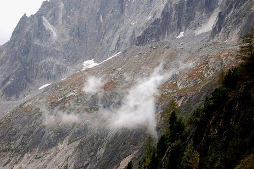 Δωρεάν στοκ φωτογραφιών με alpes, μοντεν, σύννεφο