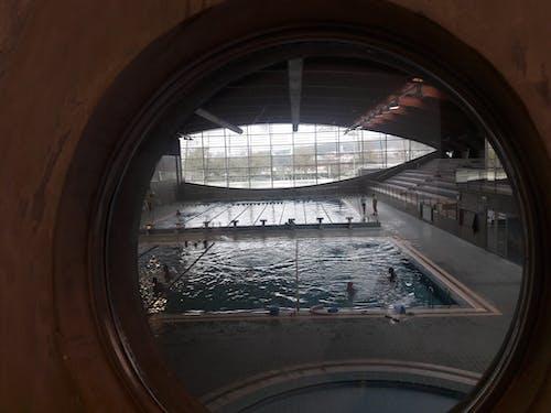 Fotos de stock gratuitas de agua, aguamarina, claraboya