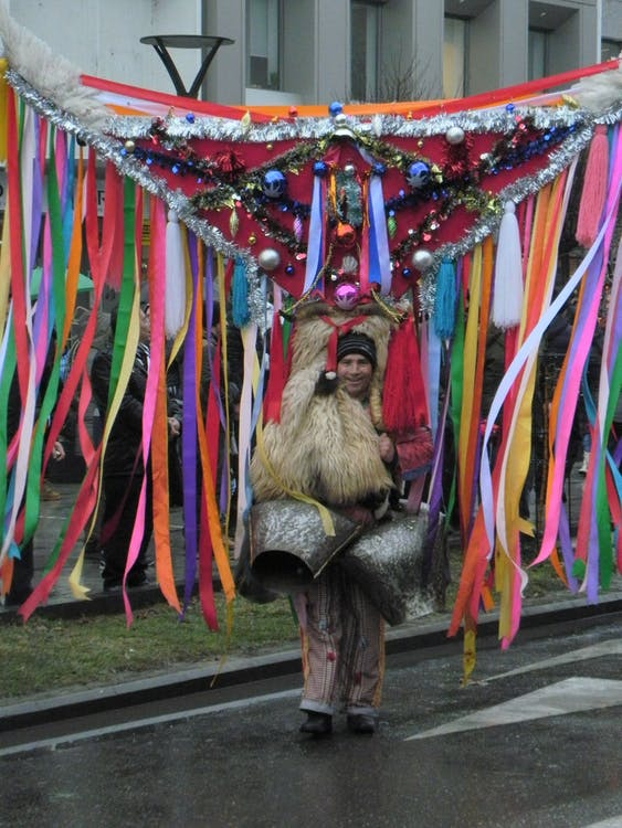 Free stock photo of multicolored, romania, traditional