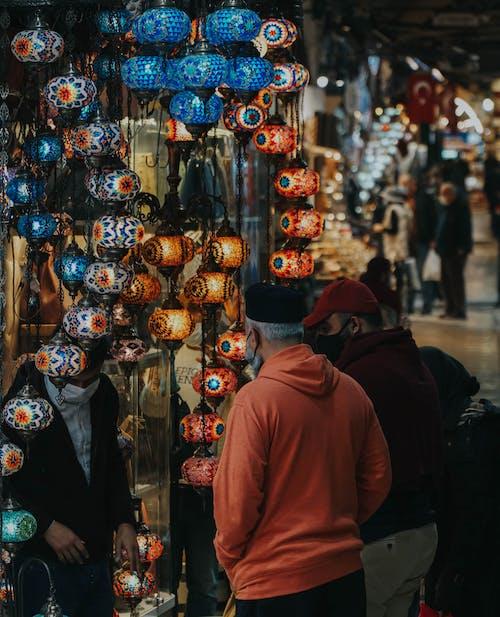 Бесплатное стоковое фото с shoping, базар, биржа