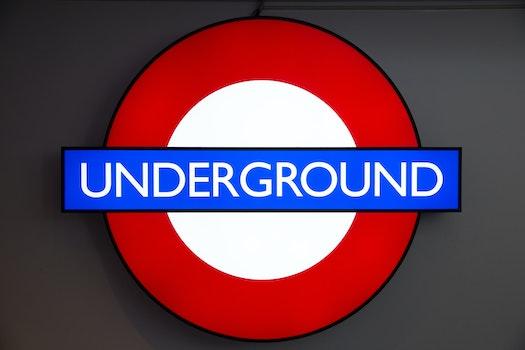 Free stock photo of sign, underground, design, vector