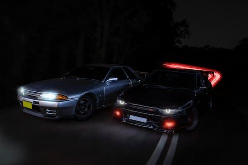 Free stock photo of evolution jdm, gtr r32 skyline, japanese car, jdm cars