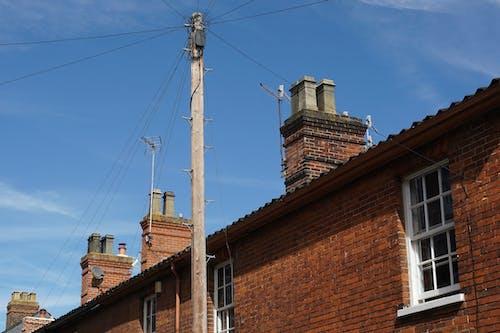 Gratis stockfoto met architectuur, bouw, constructie, dak