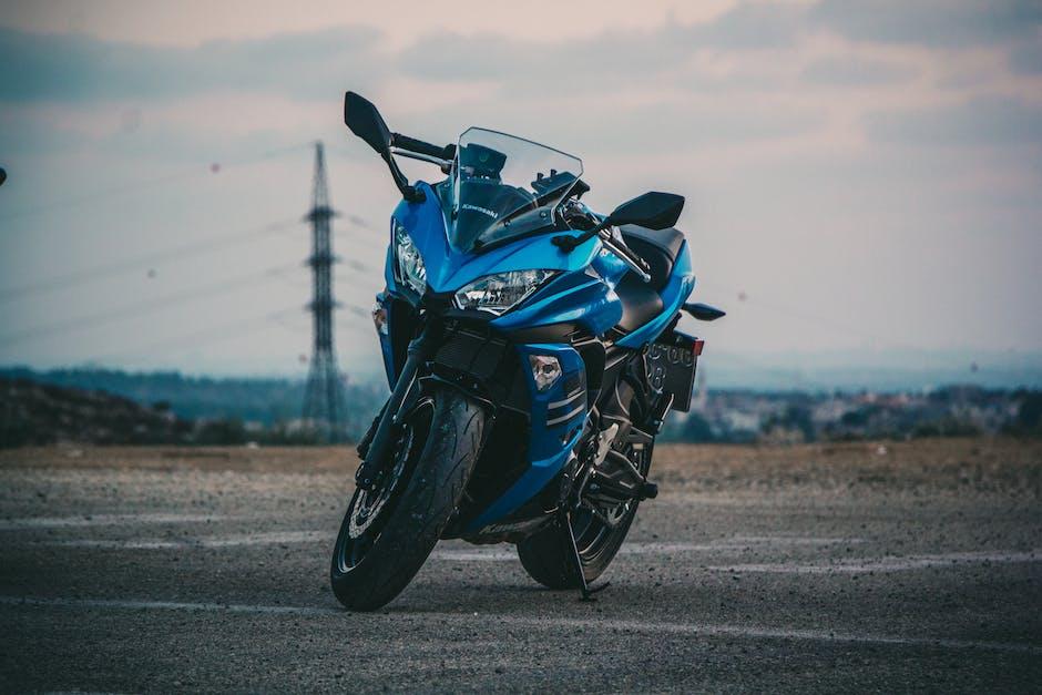 New free stock photo of road, sky, bike