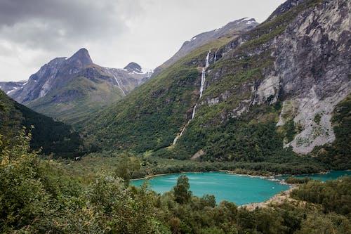 Ingyenes stockfotó felhők, festői, fjord, hegy témában