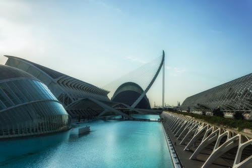 A Cultural and Architectural Complex In Spain