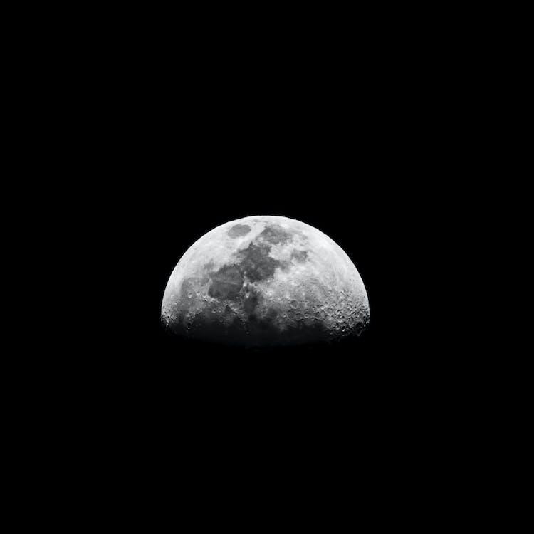 astrologia, astronomia, blanc i negre