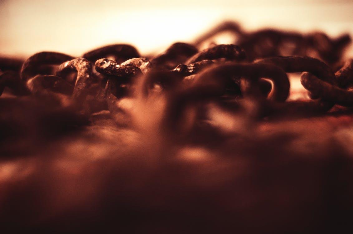acero, cadena, cafeína