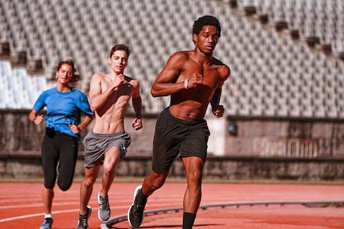 Kostenloses Stock Foto zu aktiv, athleten, draußen