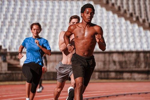 Kostenloses Stock Foto zu action, aktion, athleten