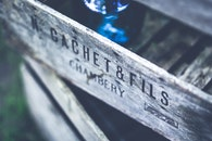 typography, vintage, wooden