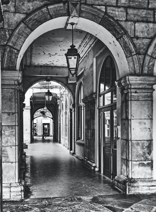 Fotos de stock gratuitas de adentro, arco, arquitectura, arquitectura histórica