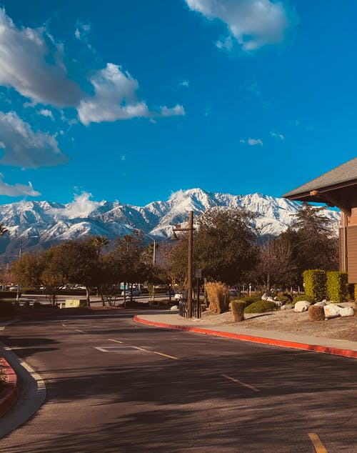Free stock photo of california, landscape, mountains
