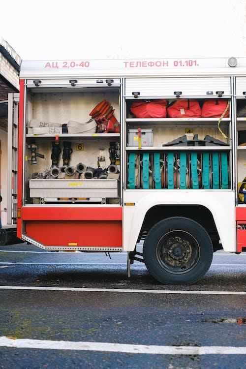 Fotos de stock gratuitas de camión de bomberos, emergencia, rescate