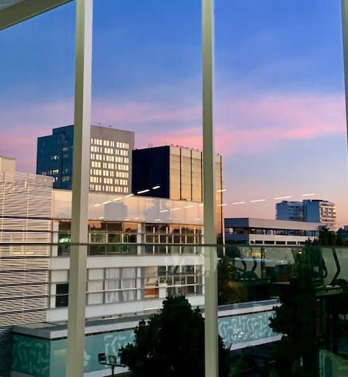 Free stock photo of arquitectura ciudad, building, dawn