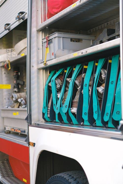 Fotos de stock gratuitas de camión de bomberos, dentro, emergencia