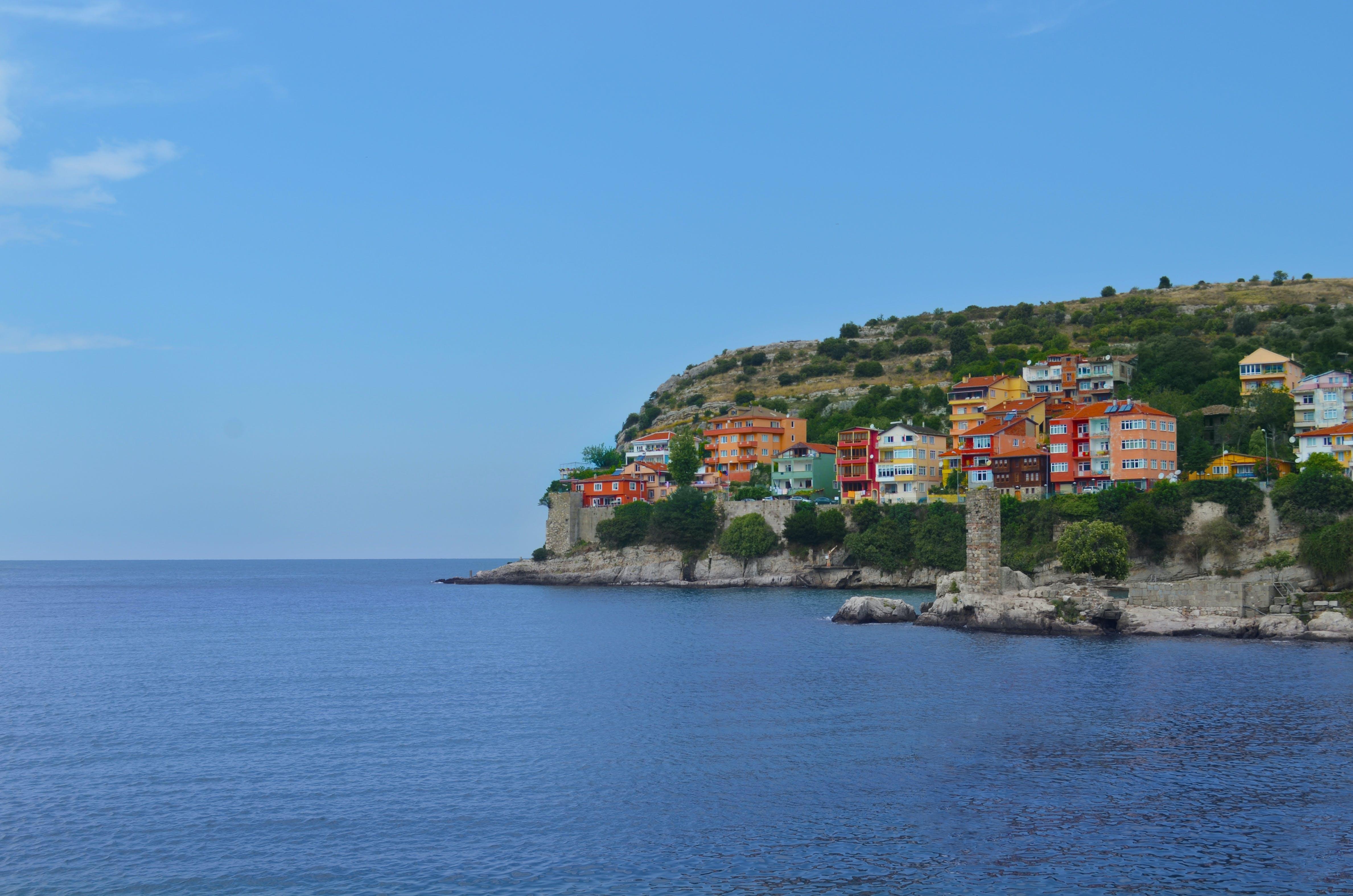 Kostenloses Stock Foto zu farbe, ferien, griechenland, griechisch