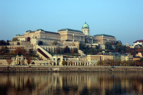 Foto stok gratis air, bangunan, buda, Budapest