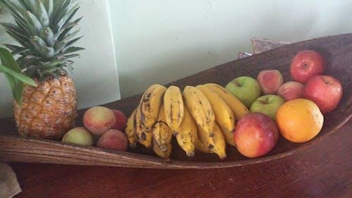 Gratis lagerfoto af arranjos, frutas, havaina noite, natureza morta