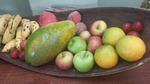 คลังภาพถ่ายฟรี ของ arranjos, frutas, natureza morta, noite havaina