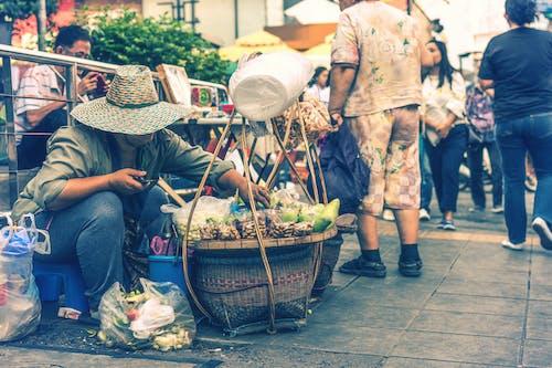 人, 傳統, 出售, 商人 的 免費圖庫相片