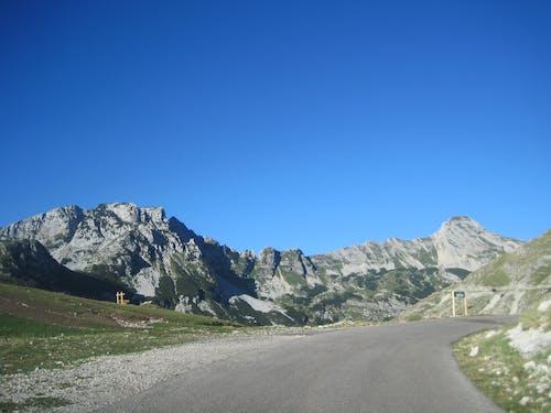 Free stock photo of mountain, rocky mountain