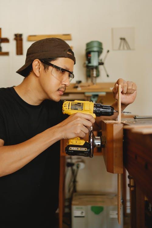 건설, 고치다, 기계, 남성의 무료 스톡 사진
