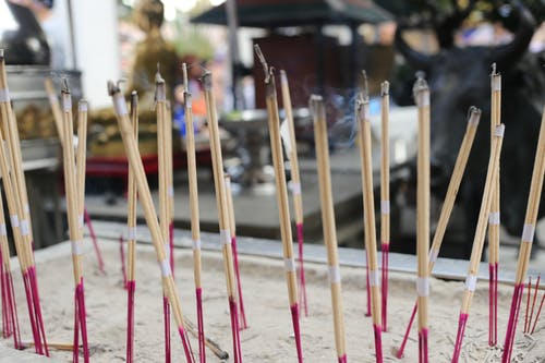Free stock photo of incense