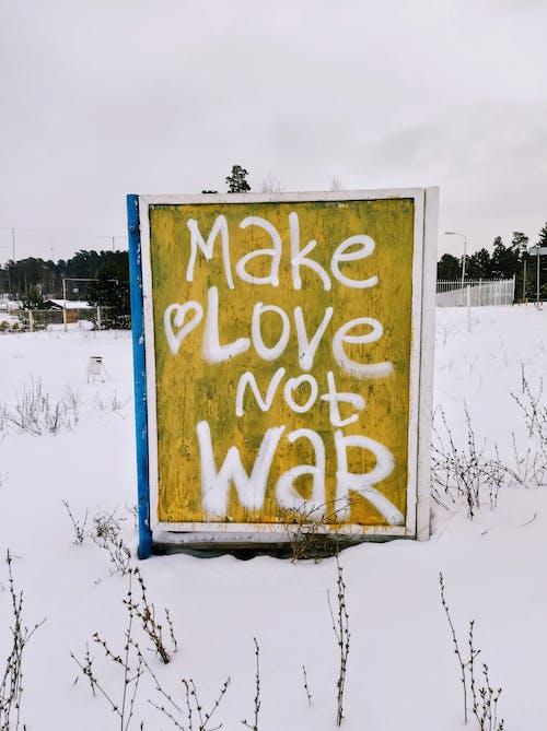 duvar yazısı, graffiti, ilham verici fotoğraflar içeren Ücretsiz stok fotoğraf