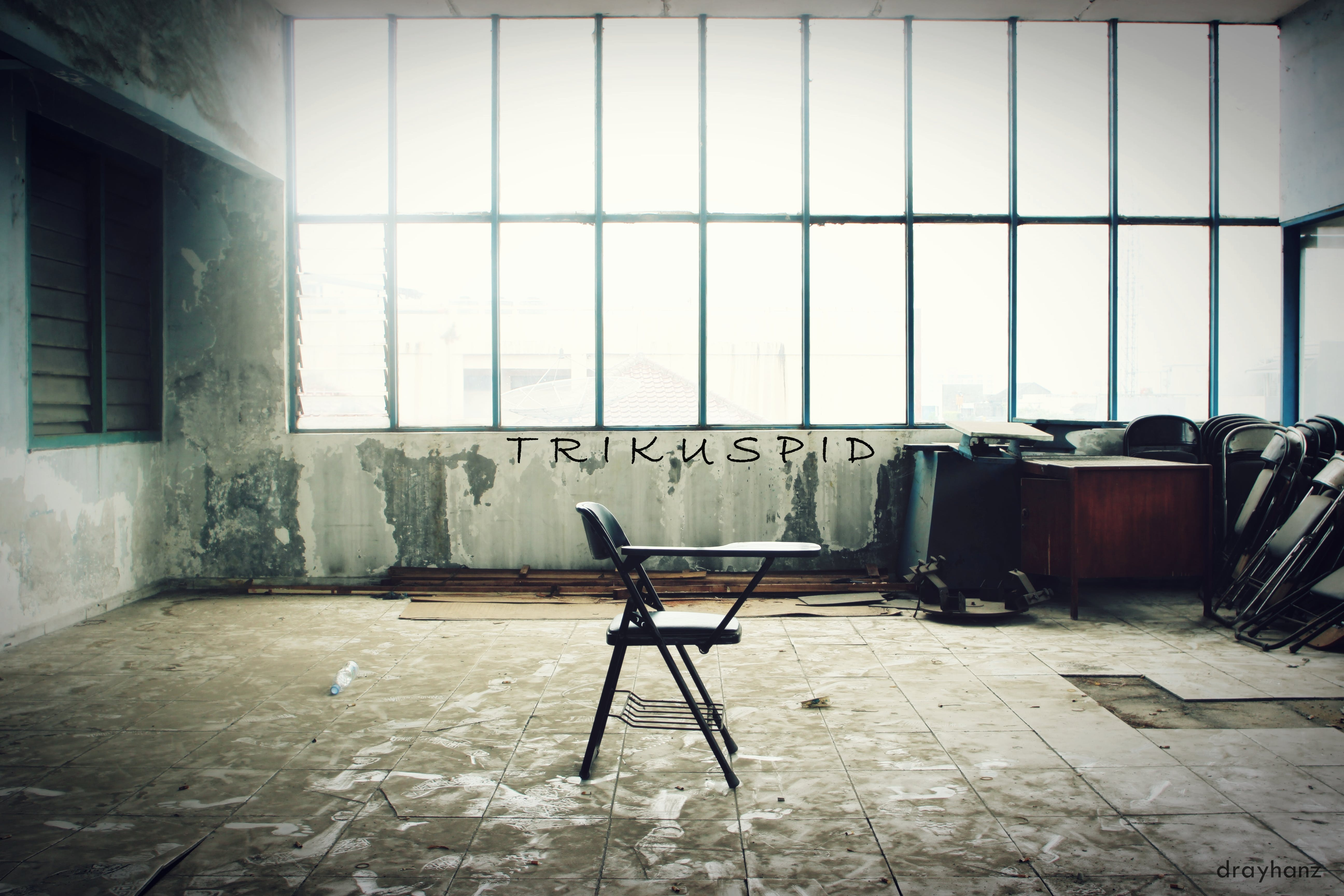 Free stock photo of chair, dirty, empty, hdr